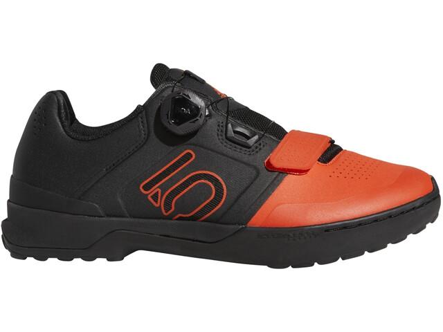 adidas Five Ten 5.10 Kestrel Pro Boa Shoes Herre active orange/core black/core black